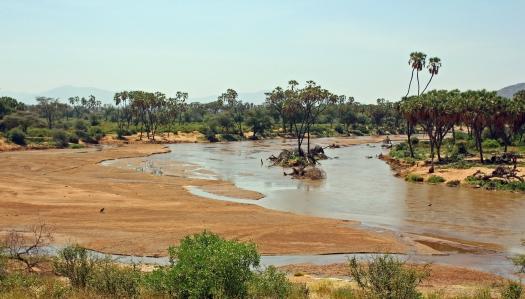Вокруг Кении за 20 дней - Самбуру